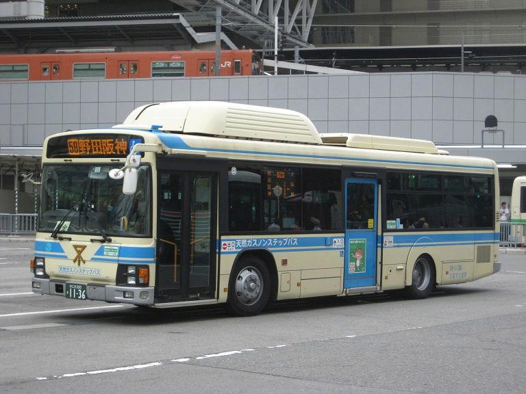 [2014年の夏][大阪市] 大阪市バス 910