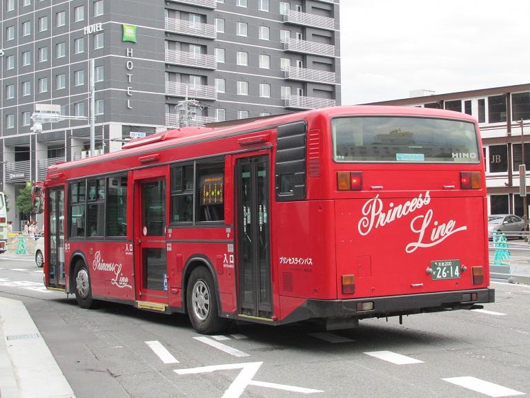 [2016年の夏][京都市] 京都急行バス Img_9212