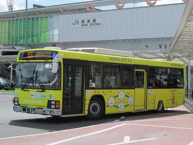 [2016年の夏][奈良市] 奈良交通 Part1_10
