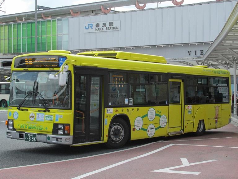 [2016年の夏][奈良市] 奈良交通 Part1_11