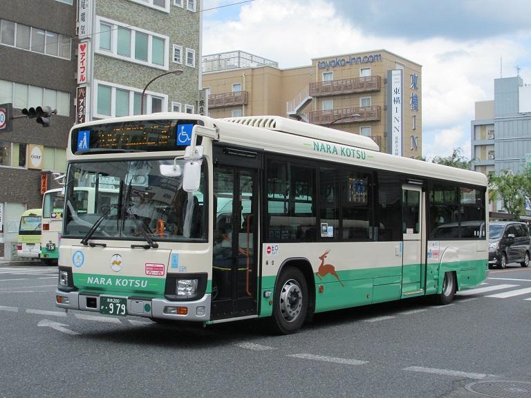 [2016年の夏][奈良市] 奈良交通 Part1_15