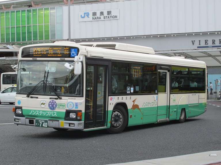 [2016年の夏][奈良市] 奈良交通 Part1_17