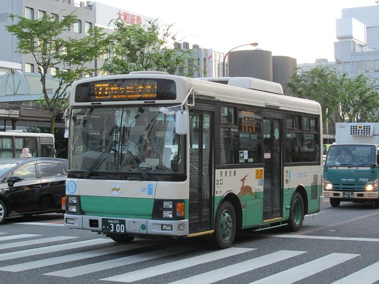 [2016年の夏][奈良市] 奈良交通 Part2100