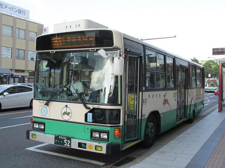 [2016年の夏][奈良市] 奈良交通 Part2102