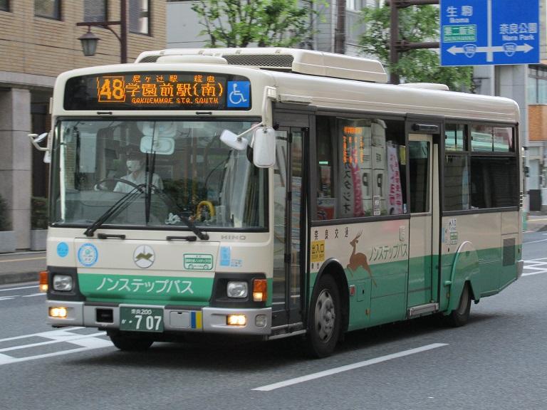 [2016年の夏][奈良市] 奈良交通 Part2106