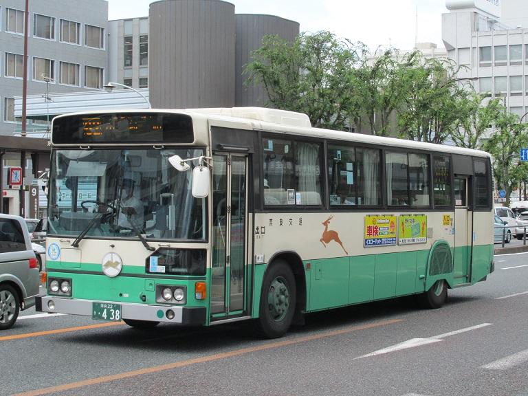 [2016年の夏][奈良市] 奈良交通 Part2_10
