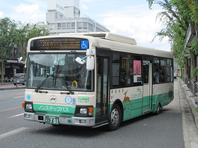 [2016年の夏][奈良市] 奈良交通 Part2_11