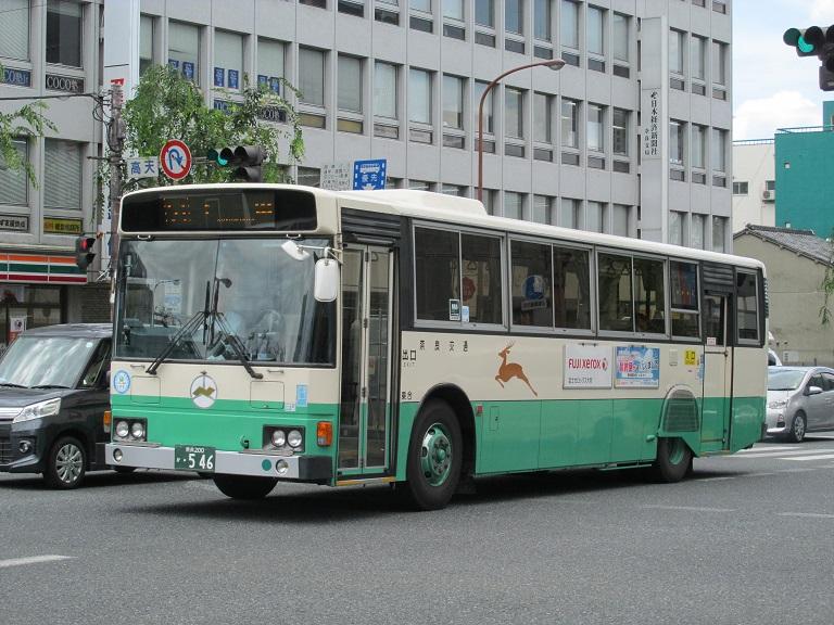 [2016年の夏][奈良市] 奈良交通 Part2_13