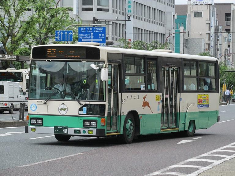 [2016年の夏][奈良市] 奈良交通 Part2_15