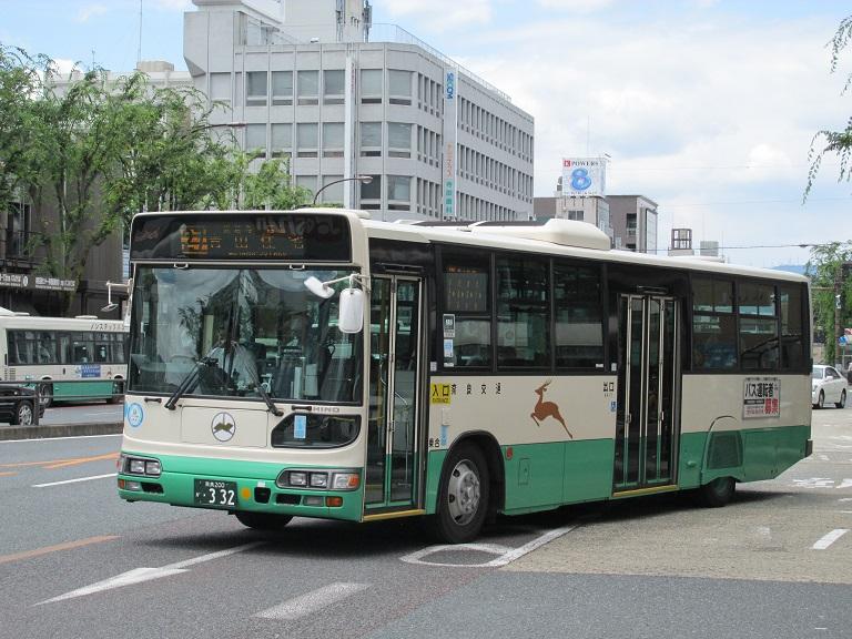 [2016年の夏][奈良市] 奈良交通 Part2_17