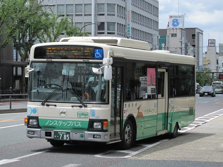 [2016年の夏][奈良市] 奈良交通 Part2_18