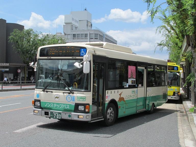 [2016年の夏][奈良市] 奈良交通 Part2_20