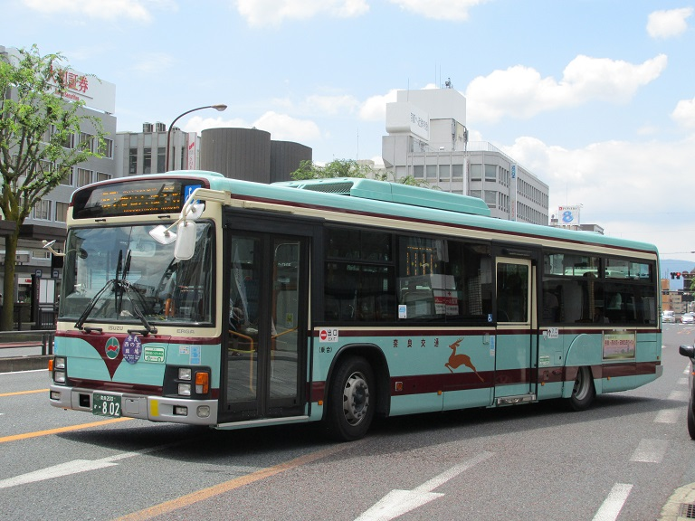 [2016年の夏][奈良市] 奈良交通 Part2_21