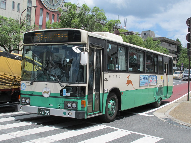 [2016年の夏][奈良市] 奈良交通 Part2_24
