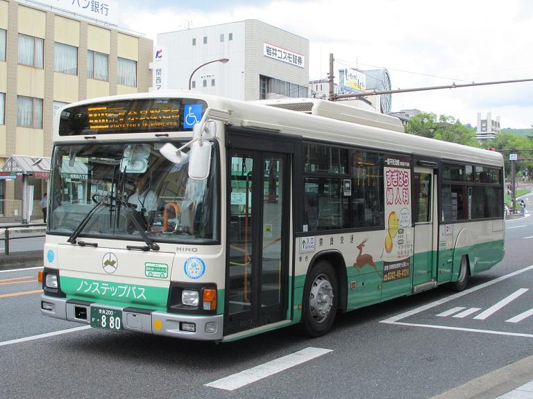 [2016年の夏][奈良市] 奈良交通 Part2_25