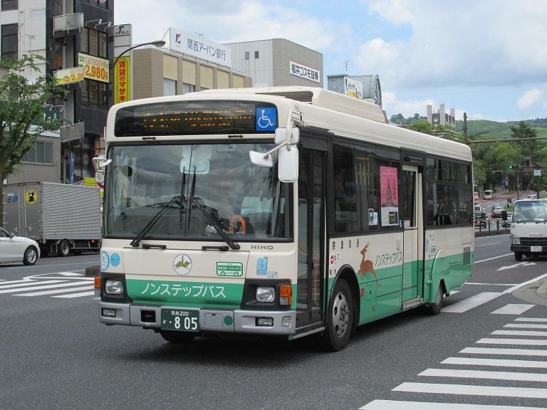 [2016年の夏][奈良市] 奈良交通 Part2_26