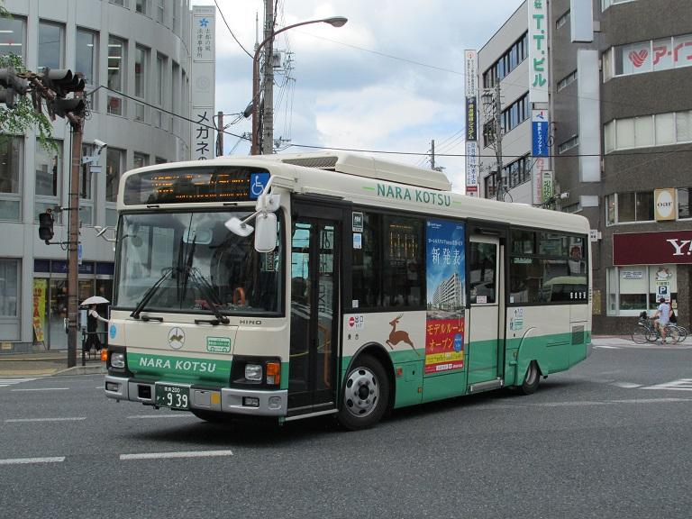 [2016年の夏][奈良市] 奈良交通 Part2_28