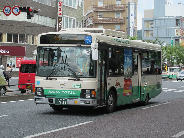 [2016年の夏][奈良市] 奈良交通 Part2_30