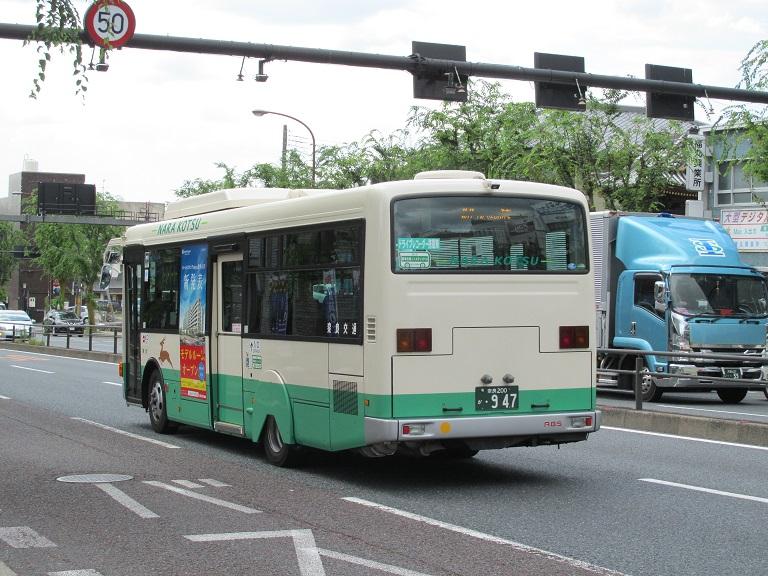 [2016年の夏][奈良市] 奈良交通 Part2_32