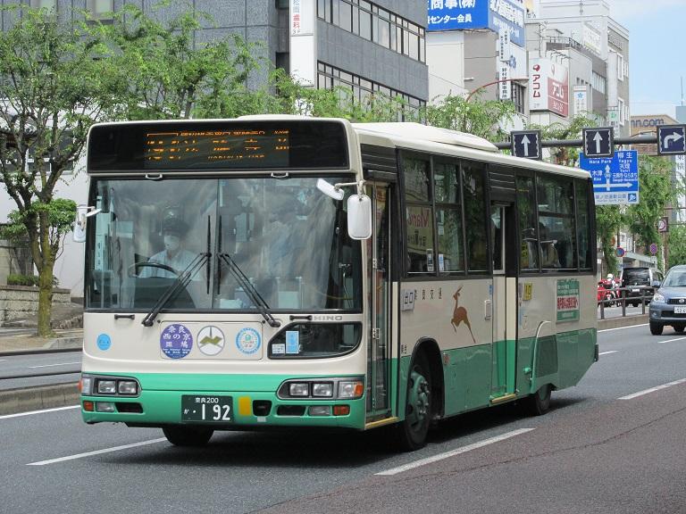 [2016年の夏][奈良市] 奈良交通 Part2_33