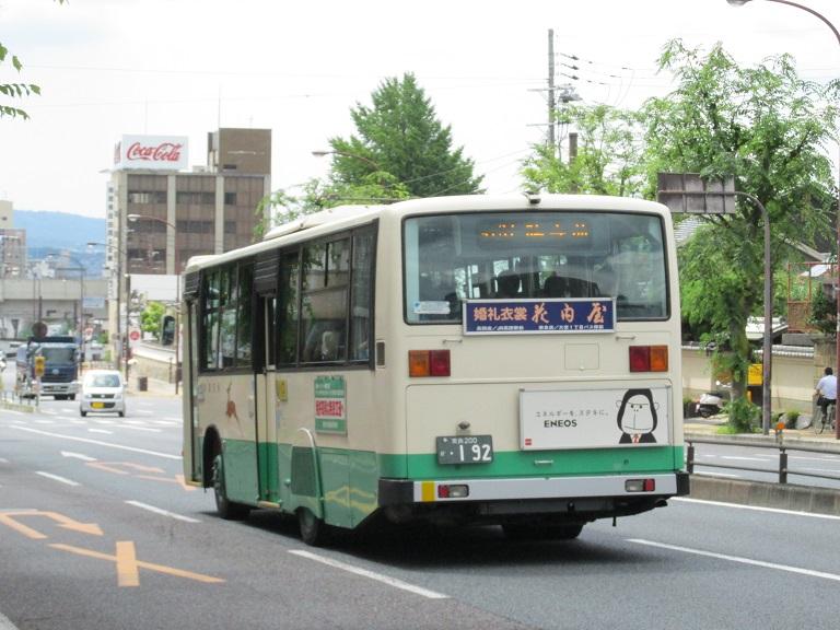 [2016年の夏][奈良市] 奈良交通 Part2_34