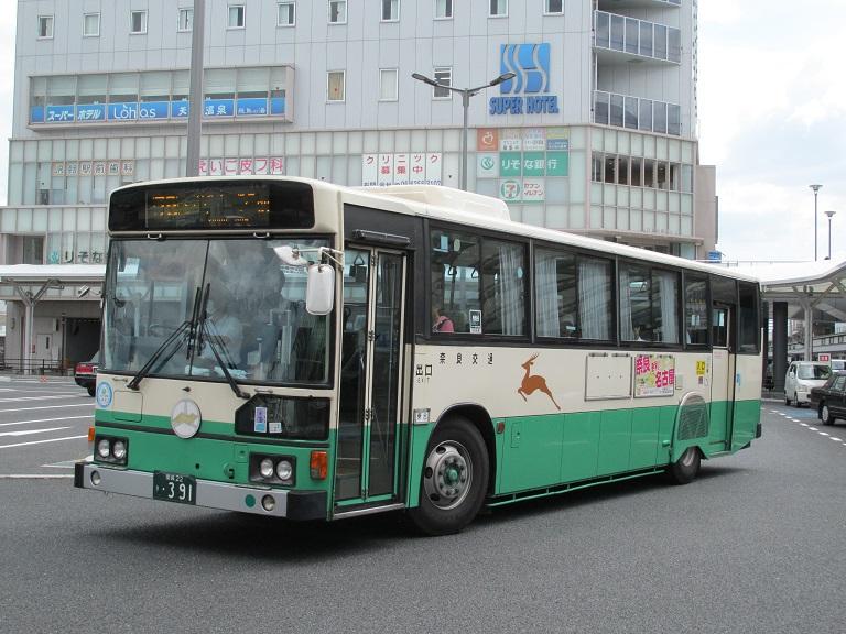 [2016年の夏][奈良市] 奈良交通 Part2_37