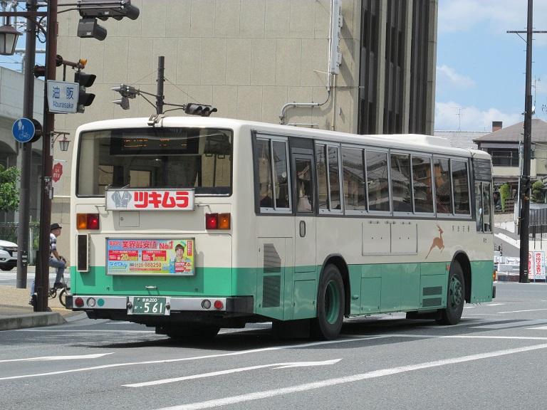 [2016年の夏][奈良市] 奈良交通 Part2_38