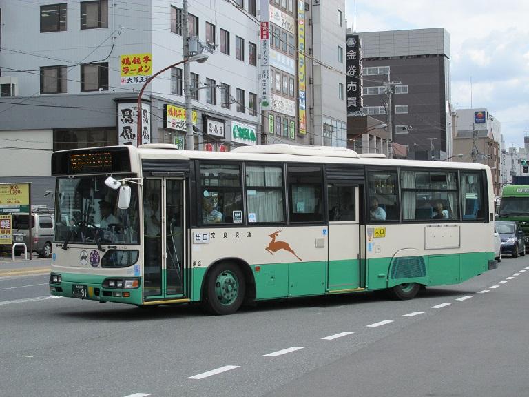 [2016年の夏][奈良市] 奈良交通 Part2_44