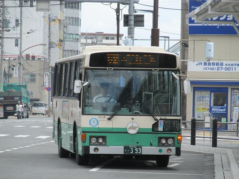 [2016年の夏][奈良市] 奈良交通 Part2_45