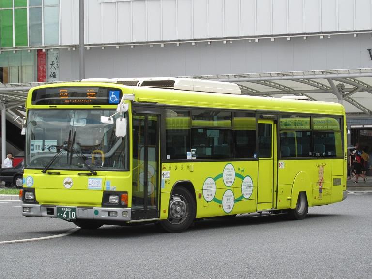 [2016年の夏][奈良市] 奈良交通 Part2_56
