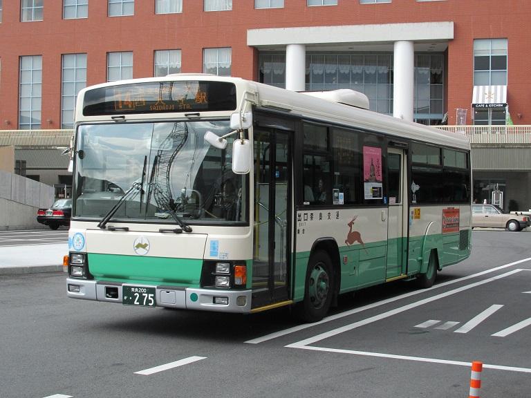 [2016年の夏][奈良市] 奈良交通 Part2_69