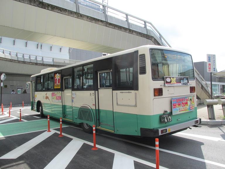 [2016年の夏][奈良市] 奈良交通 Part2_71