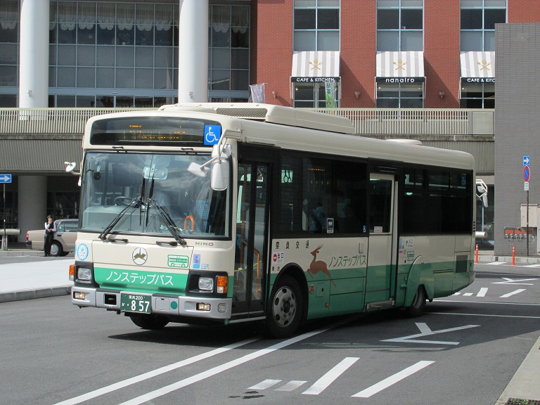 [2016年の夏][奈良市] 奈良交通 Part2_73