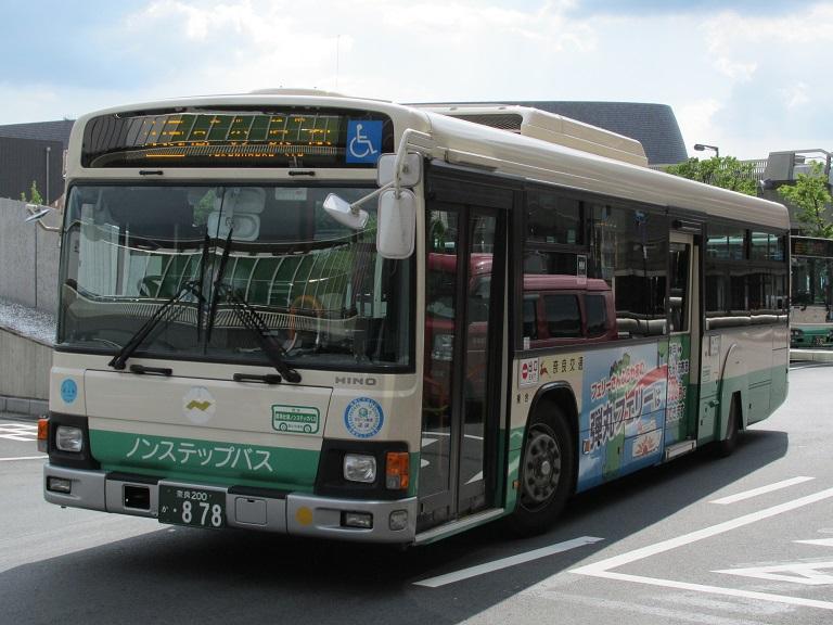 [2016年の夏][奈良市] 奈良交通 Part2_75