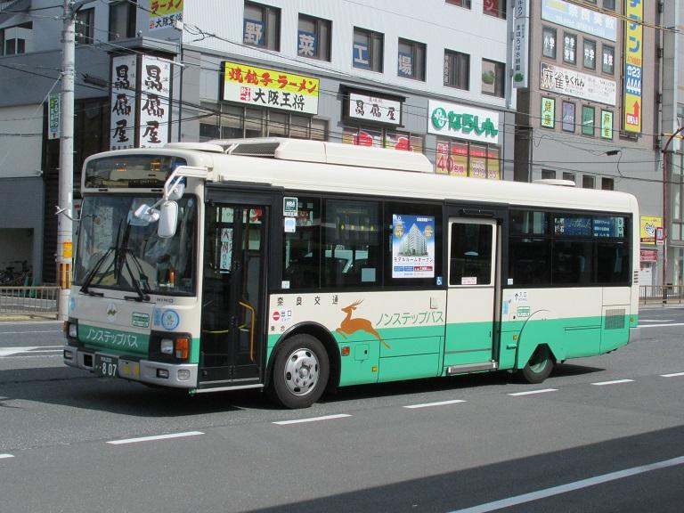 [2016年の夏][奈良市] 奈良交通 Part2_78