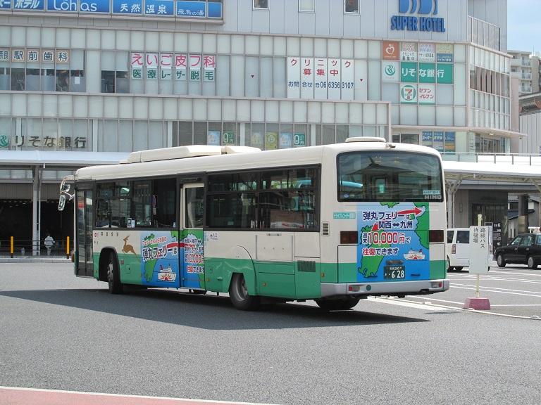 [2016年の夏][奈良市] 奈良交通 Part2_79