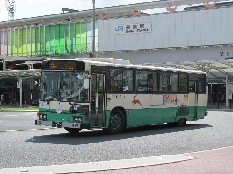 [2016年の夏][奈良市] 奈良交通 Part2_84