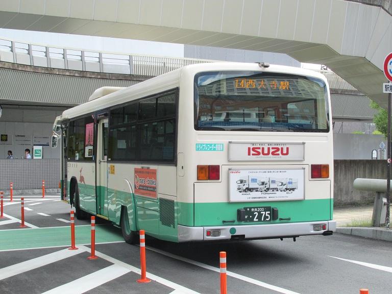 [2016年の夏][奈良市] 奈良交通 Part2_85