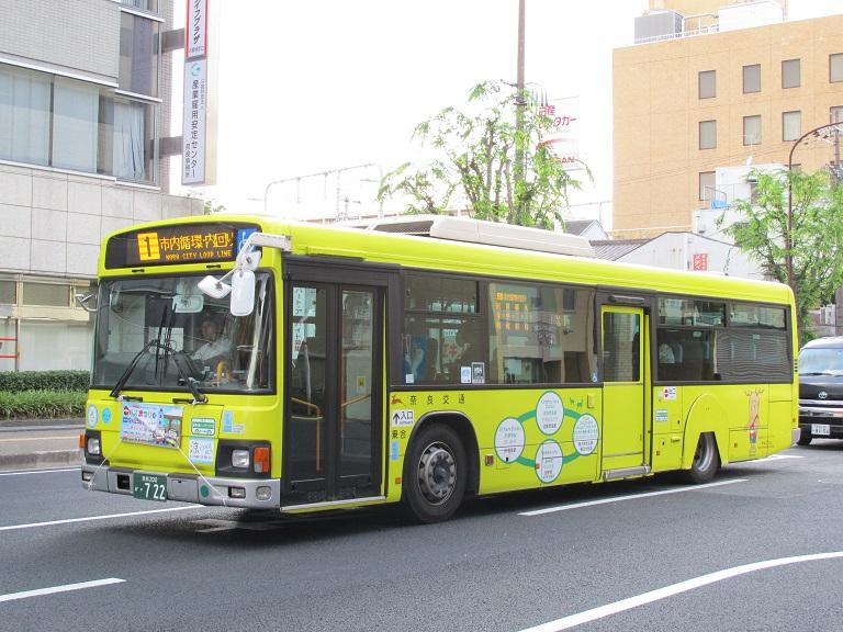 [2016年の夏][奈良市] 奈良交通 Part2_86