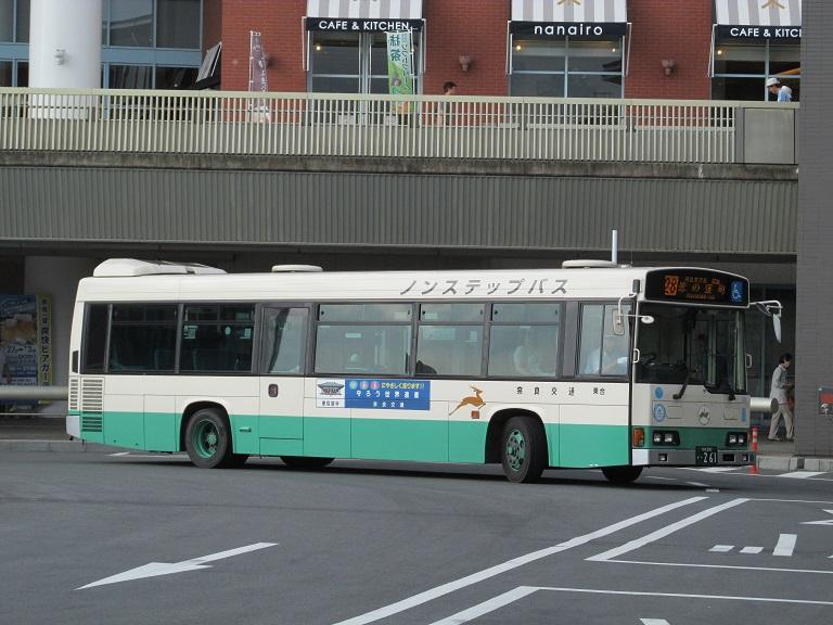 [2016年の夏][奈良市] 奈良交通 Part2_94