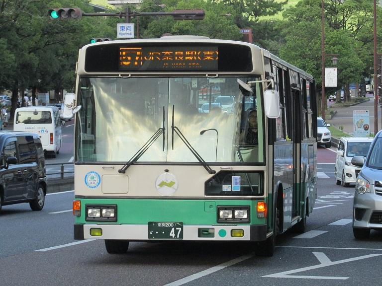 [2016年の夏][奈良市] 奈良交通 Part2_98