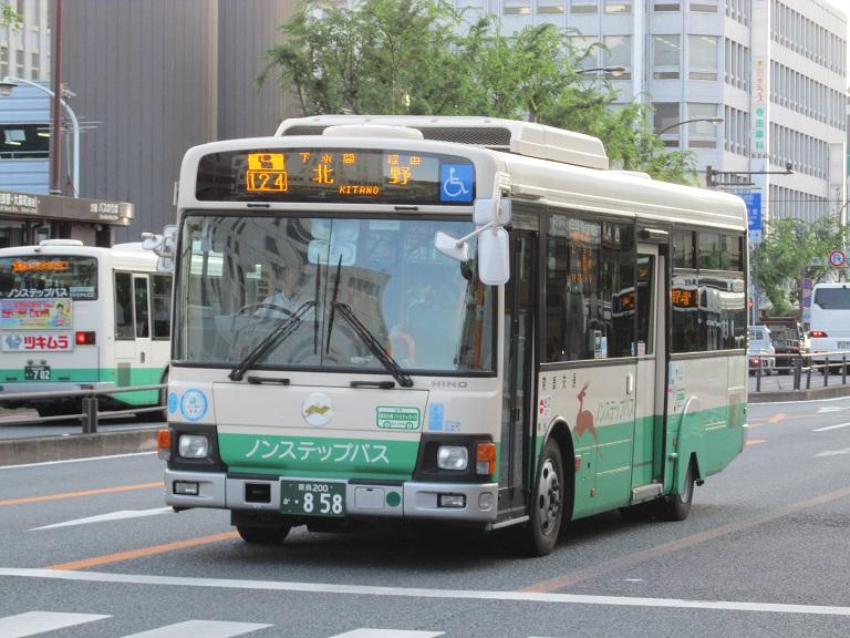 [2016年の夏][奈良市] 奈良交通 Part2_99