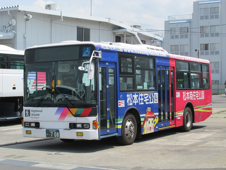 [2016年の夏][松本市] アルピコ交通 Phot1001