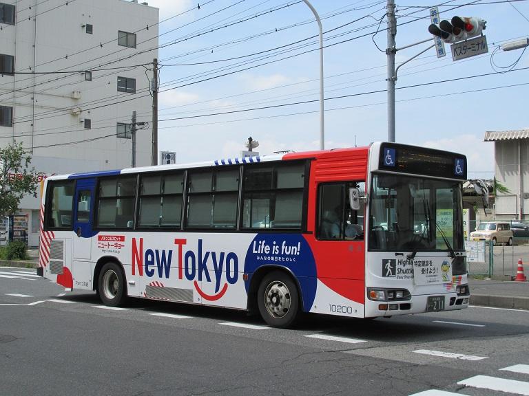 [2016年の夏][松本市] アルピコ交通 Phot1004