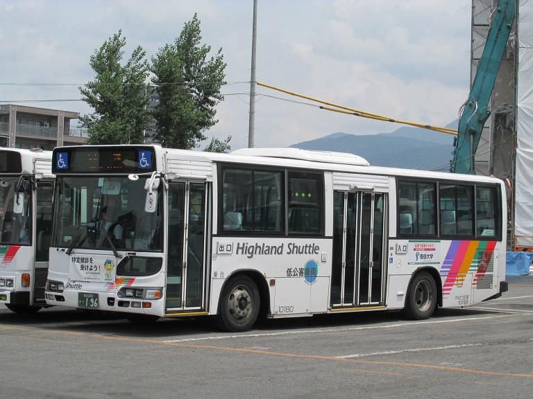 [2016年の夏][松本市] アルピコ交通 Phot1009