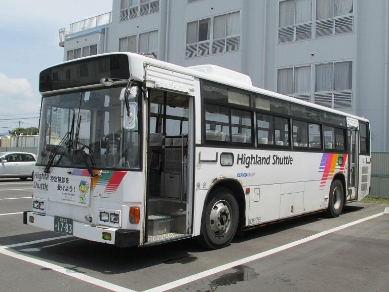 [2016年の夏][松本市] アルピコ交通 Phot1010