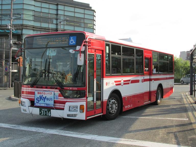 [2016年の夏][京都市] 京阪バス Phot1023