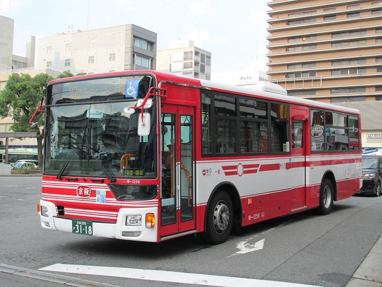 [2016年の夏][京都市] 京阪バス Phot1036