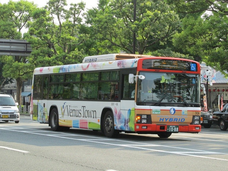 [2016年の夏][姫路市] 神姫バス Phot1083