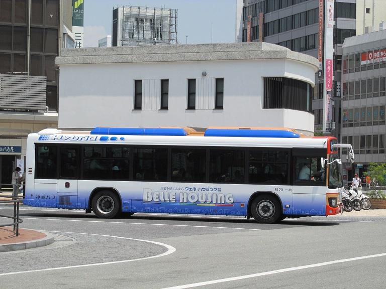 [2016年の夏][姫路市] 神姫バス Phot1084